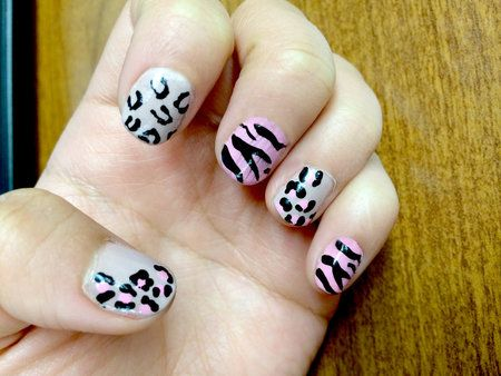 Good Color Choices For This Design Nail Art To Try Pinterest