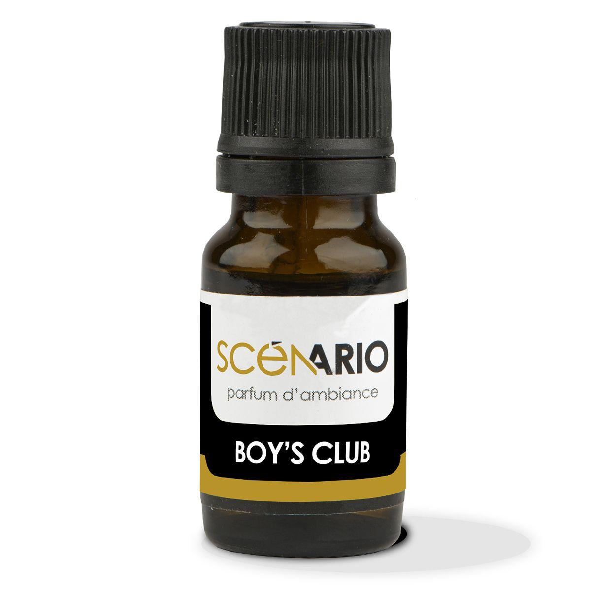 Centre du Rasoir : Spherebrooke Scenario BS35 Boy's Club Perfume