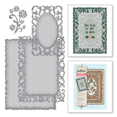 SPELLBINDERS NESTABILITIES CIRCLE DELIGHT DIE SET S4-511