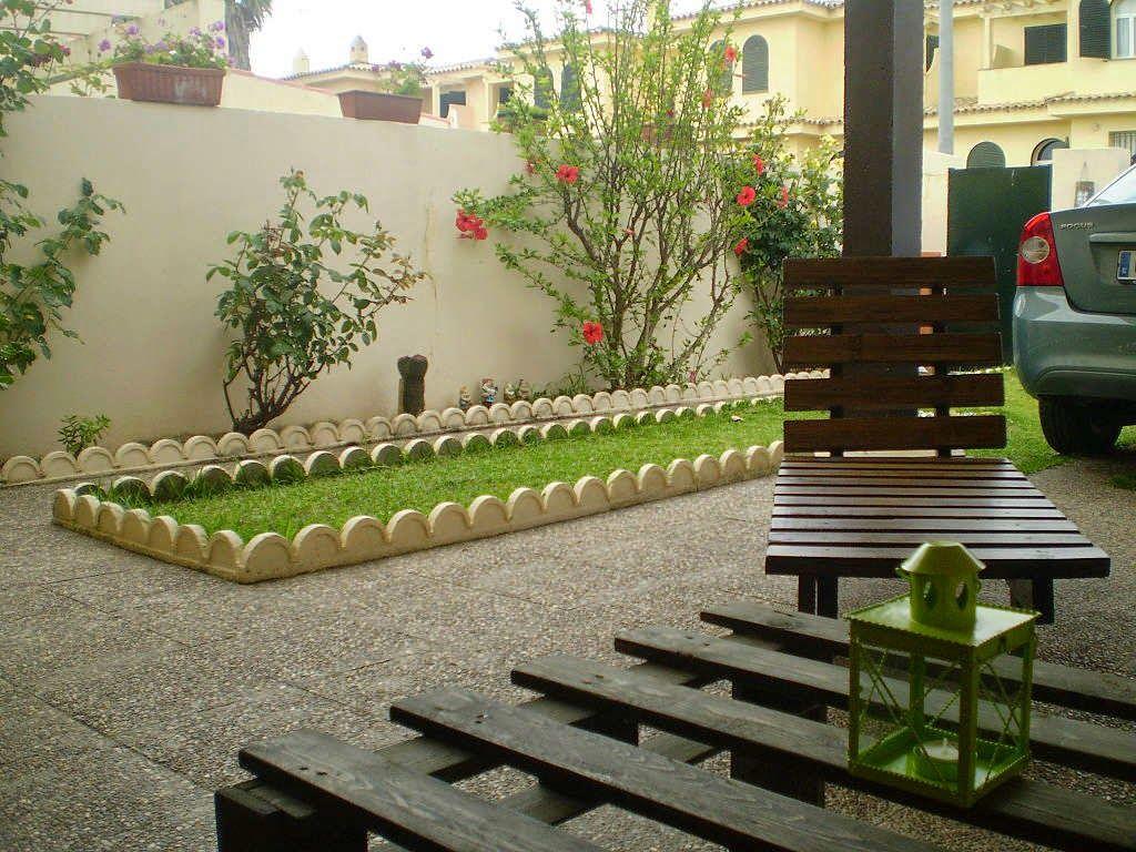 Pin de vielka en ideas para el hogar pallet furniture - Cosas hechas con palets ...