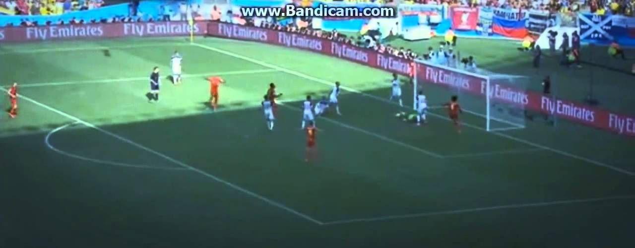 Belgia vs Rusia l 1-0 l Highlights 2014