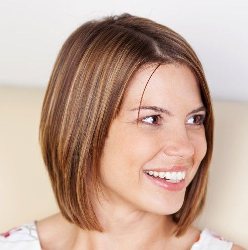 Haircuts For Women Over 50 With Straight Flat And Thin