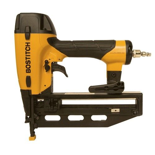 Bostitch Stanley Fn1664k 16 Gauge Finish Nailer Kit Multi Products Finish Nailer Tools Tool Supply