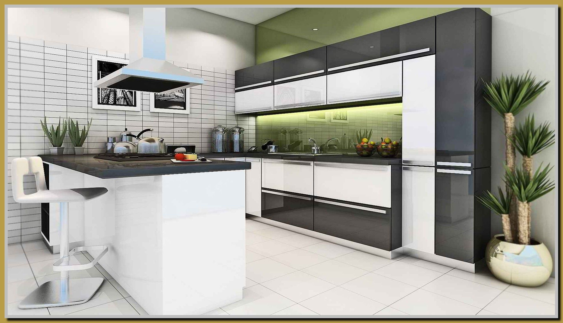 9 reference of indian kitchen interior design catalogues in 9