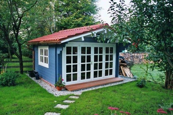 Gartenhaus friesenblau  gartenhaus-burgdorf_02.jpg (600×400) | Gartenhaus | Pinterest ...