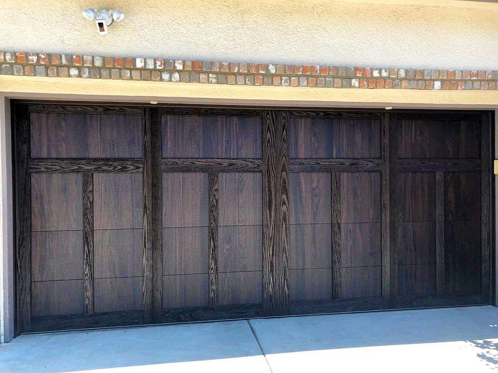 Shoreline Overlay Garage Doors By C H I Overhead Doors Carriage