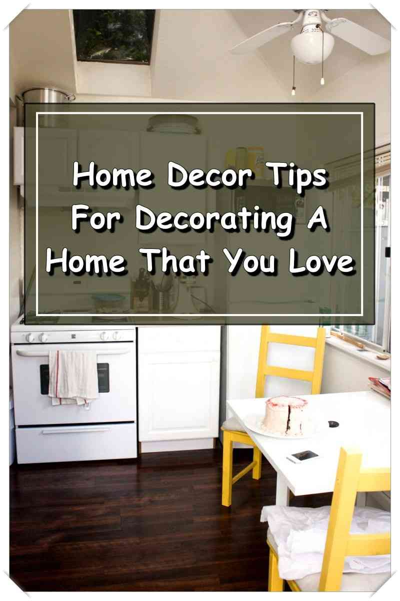 Useful Home Decor Tips To Get The Best Deal On Improvement