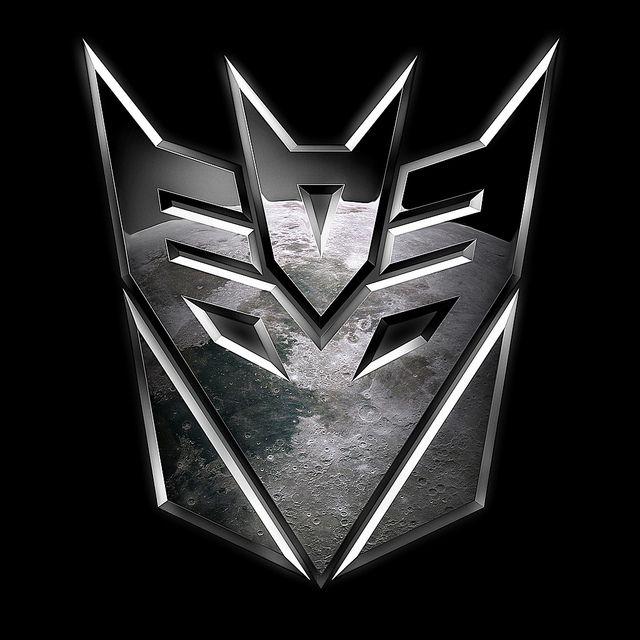 Transformers Dotm Tf3 Decepticons Logo Symbol Transformers