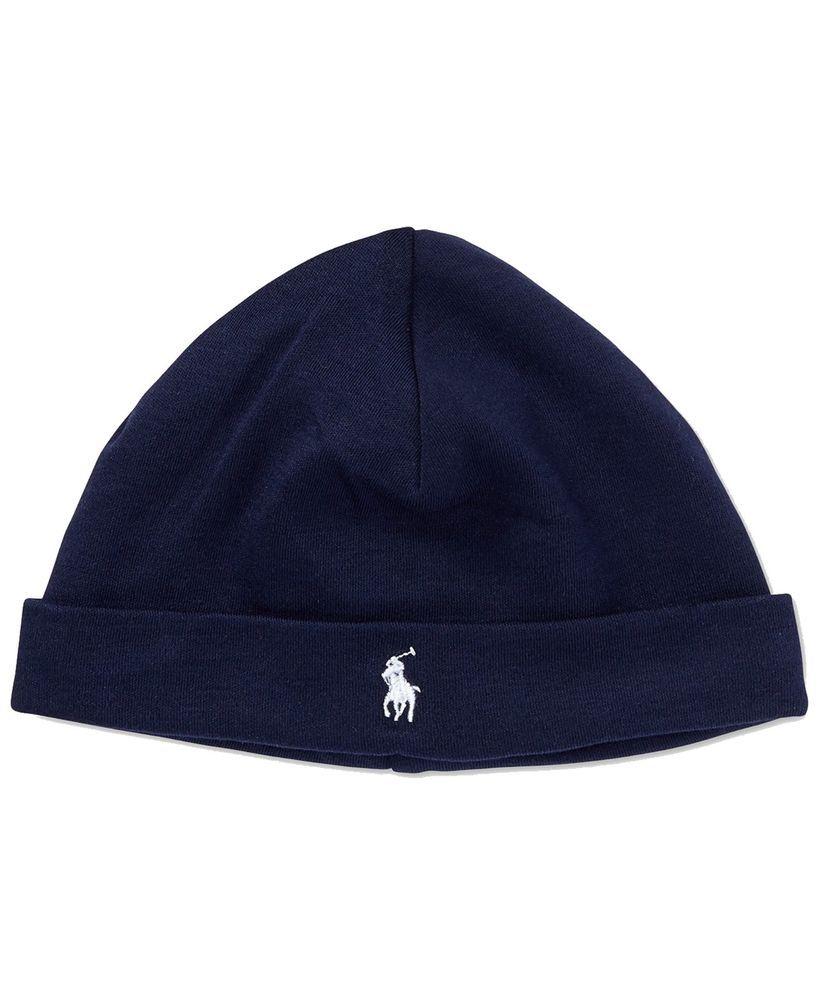 NWT Polo Ralph Lauren Cotton Hat fc7472f3ec72