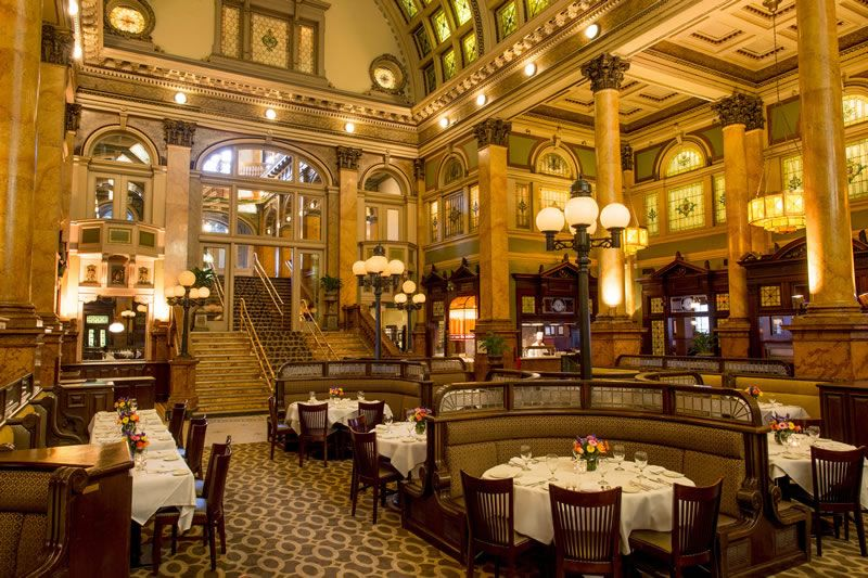 Grand Concourse Restaurant Pittsburgh Neighborhoodspittsburgh Restaurantspittsburgh Paseafood