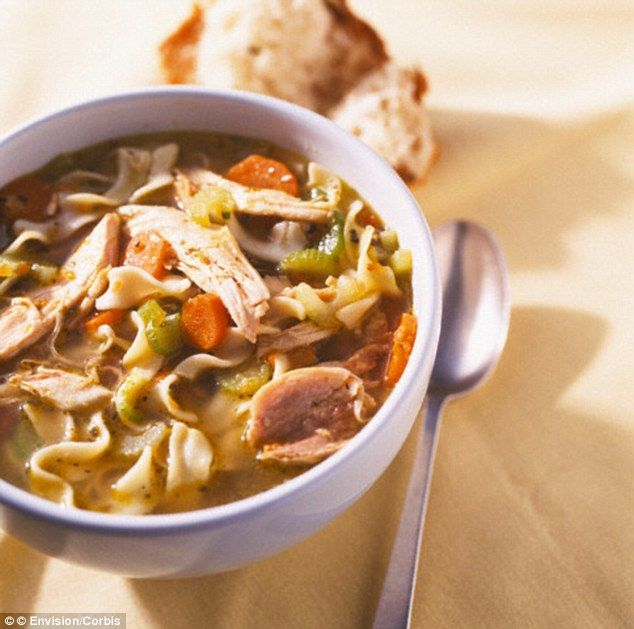 Why chicken soup really can help cure a cold chicken soups chicken noodle soup is regarded as a therapeutic dish in several cultures including jewish forumfinder Images