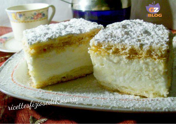 Italian Sfoglia Cake Recipes: Pasta Sfoglia, Sweet Recipes And