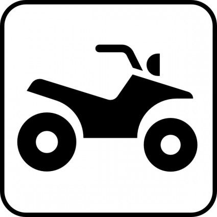 atv c ip art free vector u003e u003e vector clip art u003e u003e atv all terrain rh pinterest com four wheeler clipart four wheeler clipart images
