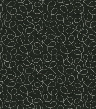Home Decor Upholstery Fabric-Crypton Loopy-Black | Richmond move ...