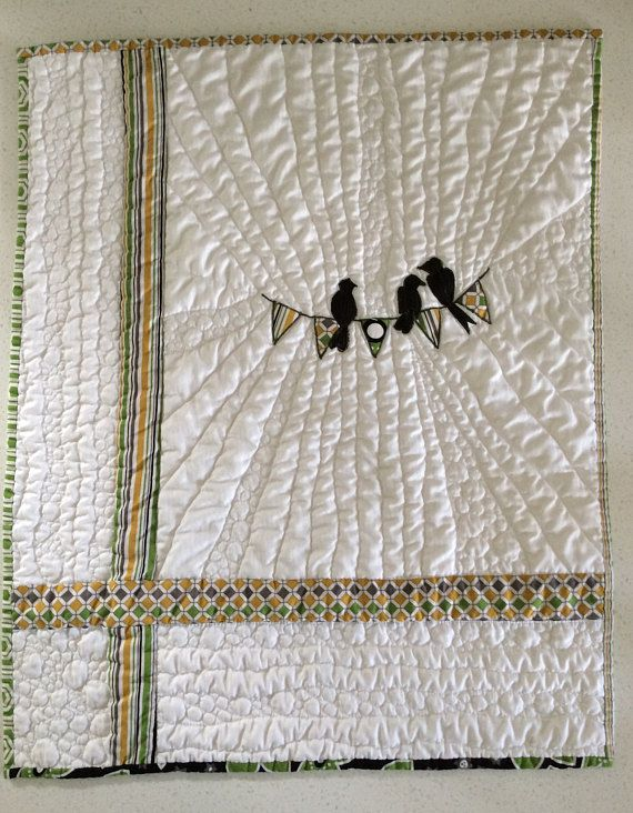 Handmade Baby Quilt Sew Pinterest Baby Quilts Quilts And