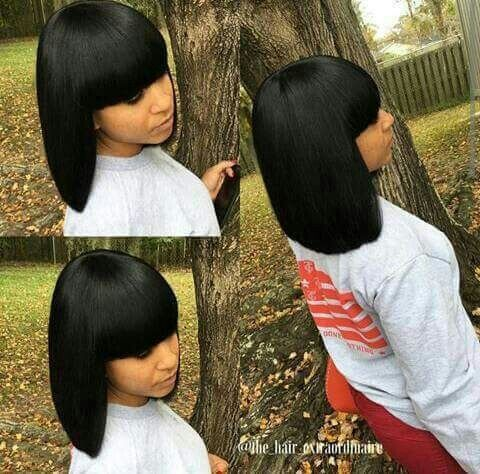 Chinese Bob Wig Hairstyles Natural Hair Styles Wigs With Bangs