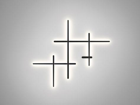 Incredibili lampade da parete dal design moderno lampada parete