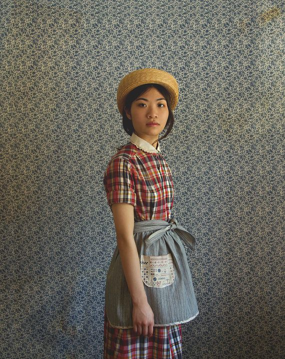 YoKoo's Vintage Apparel #etsy shop - Mother. Totally worth your time just for the photo styling.