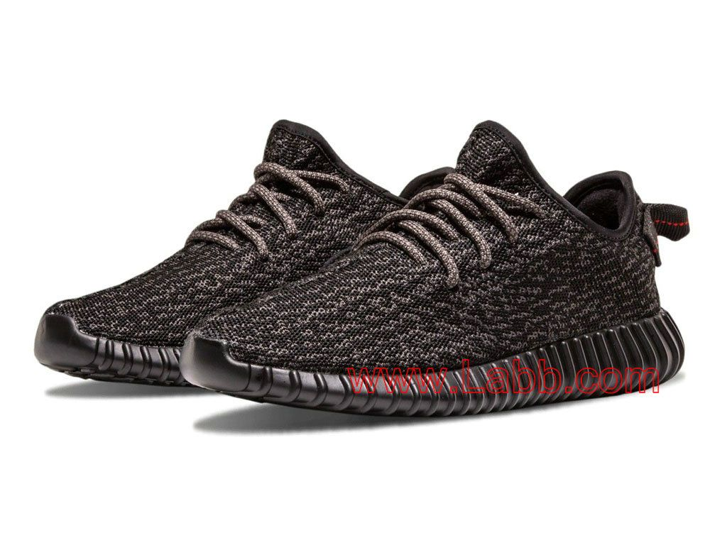 Adidas Chaussures Femme Yeezy 350 Boost Low Black AQ2659 adidas yeezy boost  350 prix - 1603230184