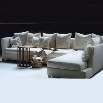 Flexform Victor Sectional Sofa Flexform Sectional Sofa Modern