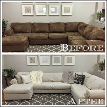 Ashley Sofa Cover Sectional