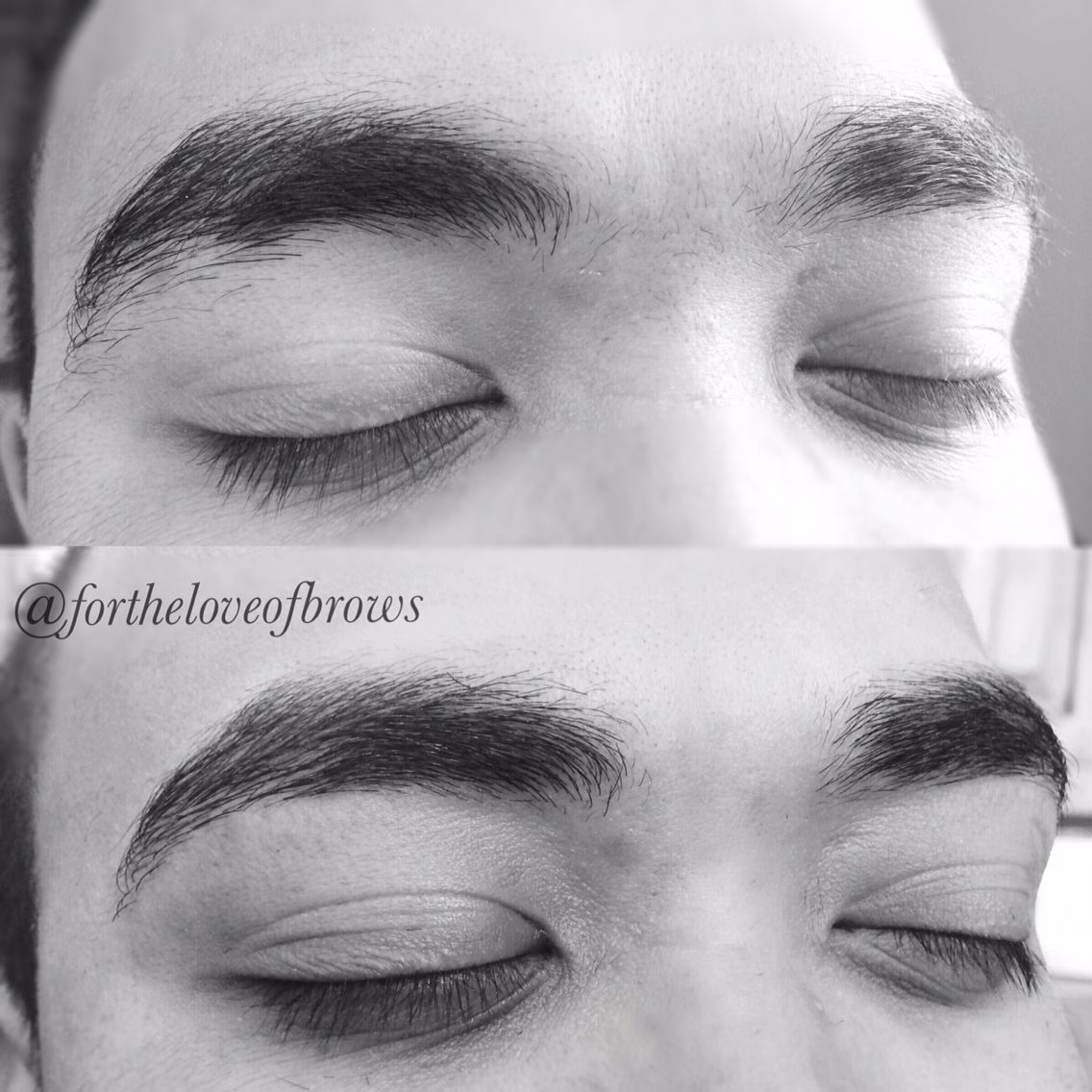As A Professional Brow Artist I Am Frequently Asked Do Men Get Their Eyebrows Done Too Absolutely It Men Eyebrows Grooming Eyebrow Grooming Guys Eyebrows