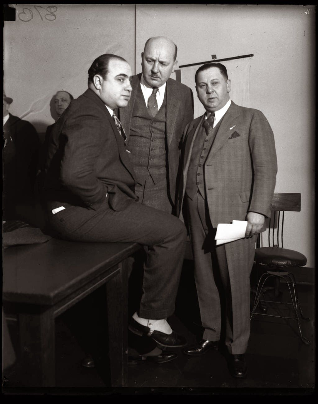 vintage everyday: rare portraits of al capone from the 1920s and 30s