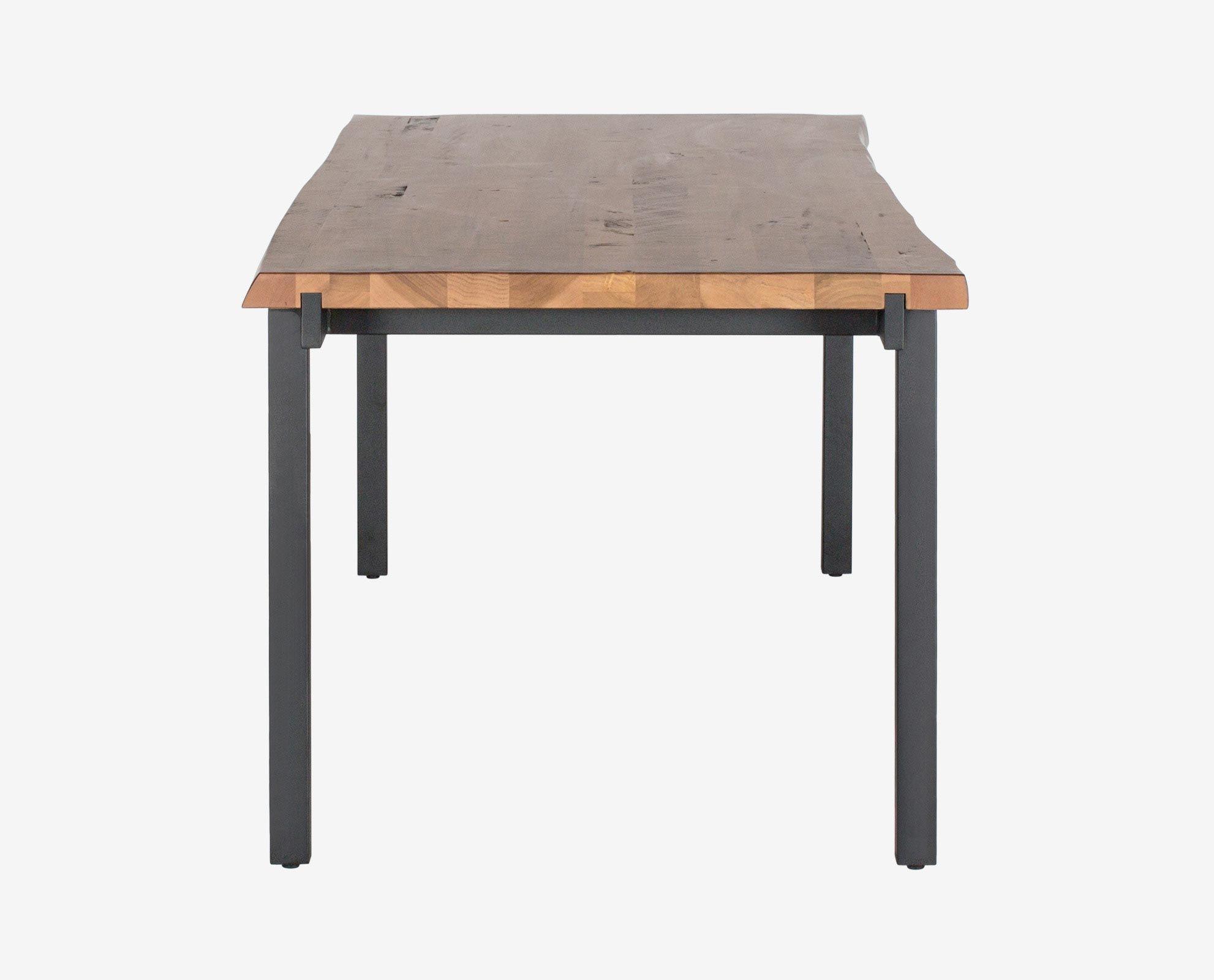Karsten Dining Table Live Edge Scandinavian Designs