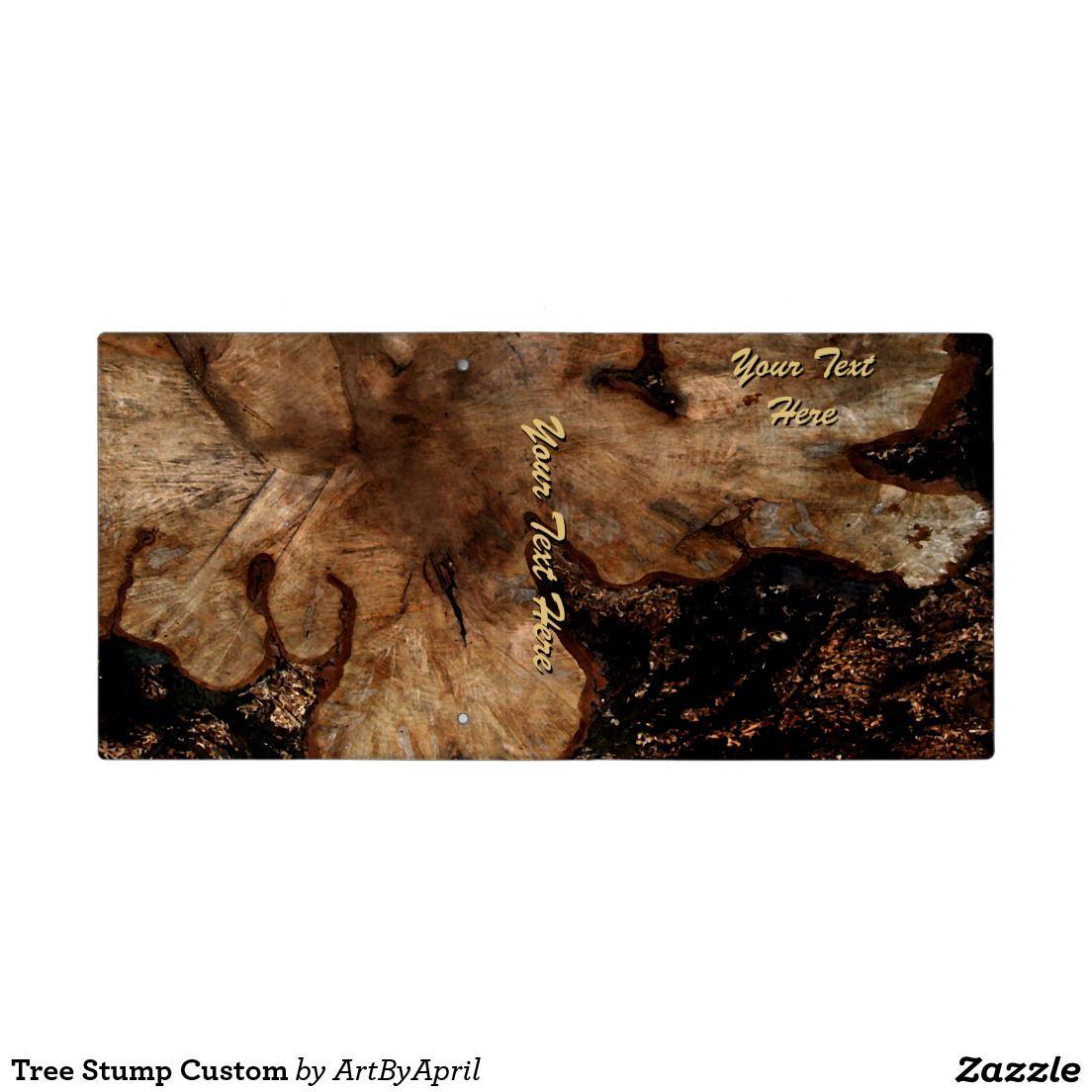 #TreeStump Custom Binders @artbyapril1
