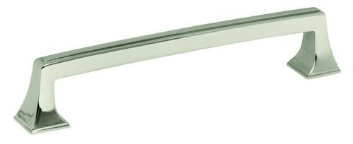 Mulholland 6-5/16in 160mm CTC Pull in Polished Nickel BP53530PN