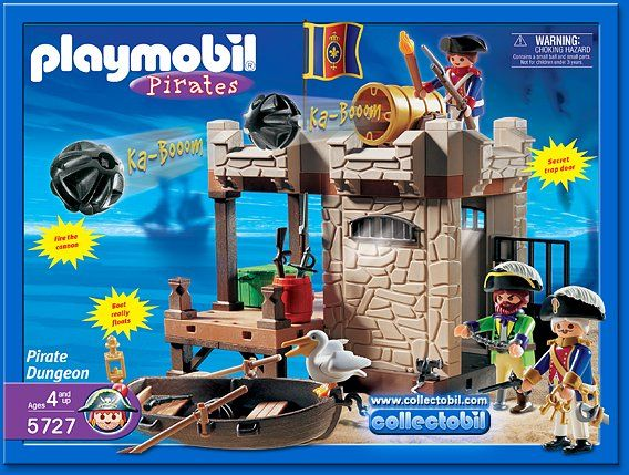 Playmobil Piratenschatz