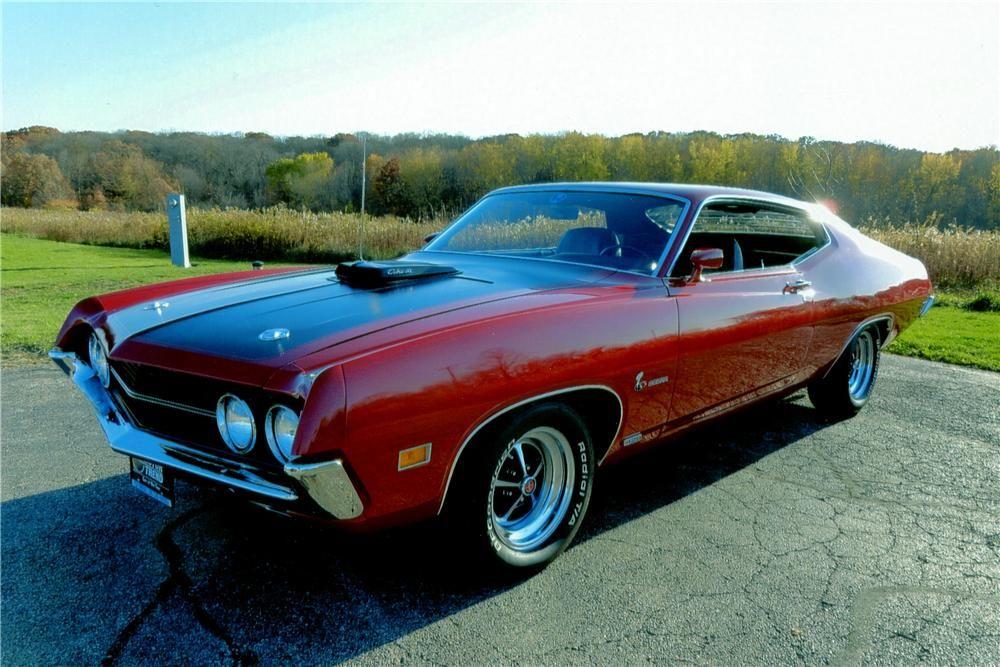 1970 Ford Torino Cobra 429 SCJ   Blog - MCG Social