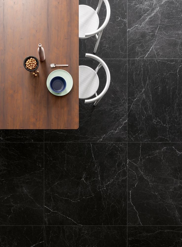 Laminated Stoneware Wall Floor Tiles With Marble Effect Zero 3 Eternity By Panaria Ceramica Wall And Floor Tiles Tile Floor Marble Effect