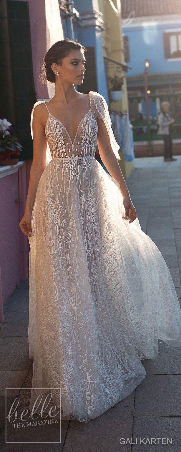 Gali karten wedding dresses burano bridal collection bridal