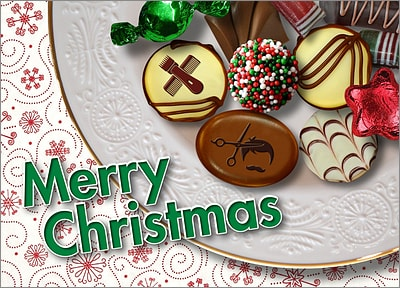 Send happy holiday greetings to clients, contacts, and