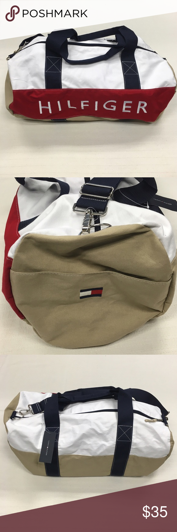 8ec90d8f Tommy Hilfiger USA Harbour Point Duffle Bag Tommy Hilfiger USA Harbour  Point Duffle Bag Style/