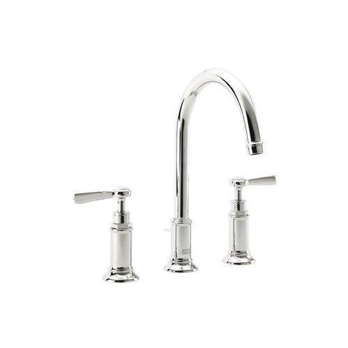 Hansgrohe Ax16514001 Axor Montreux 8 Widespread Bathroom Faucet Chrome At Ferguson