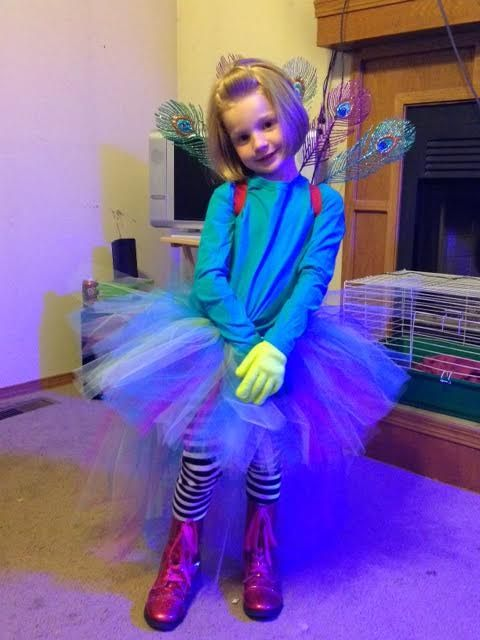 Piper in her Halloween Costume!