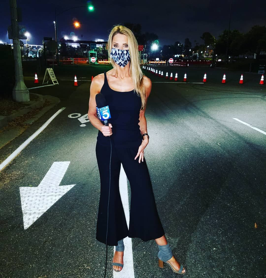 Jennifer Gould On Instagram C Jennifergould Could Los Angeles Be On The Brink Of Another Stay At Home Order La Mayor Eric Garcetti Has Said For The Las In 2020