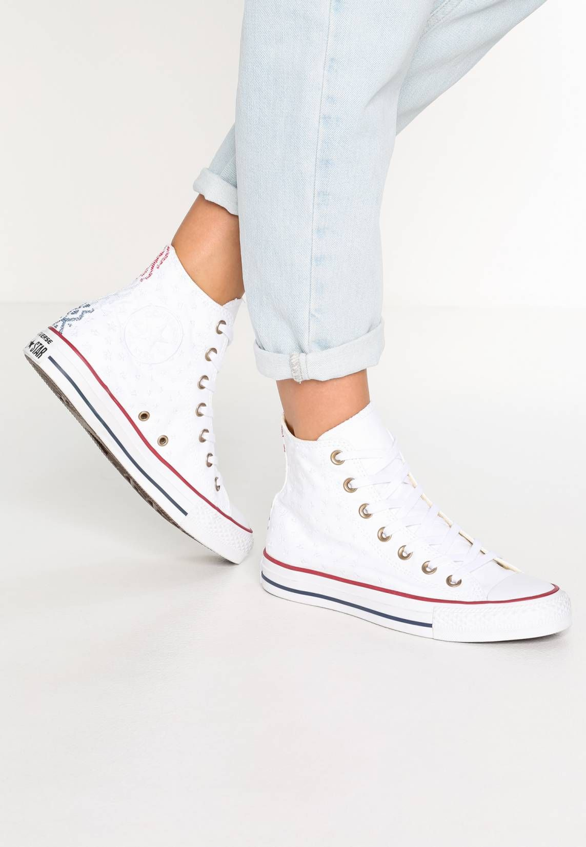 Converse. CHUCK TAYLOR ALL STAR Sneakers alte white