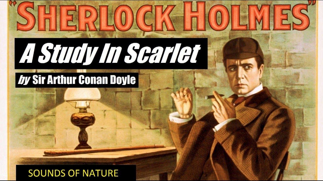 A study in scarlet sir arthur conan doyle full