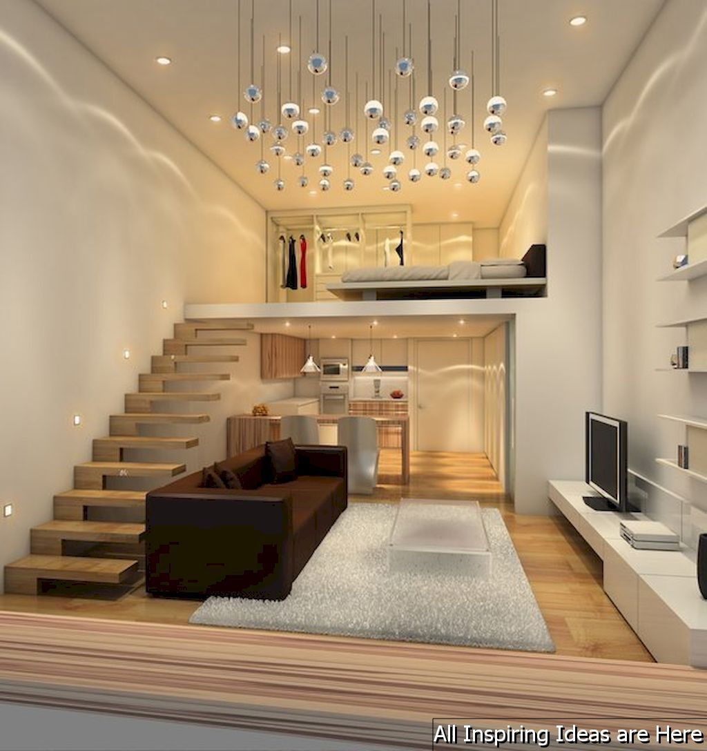 Nice 60 Stunning Loft Bedroom Design Ideas