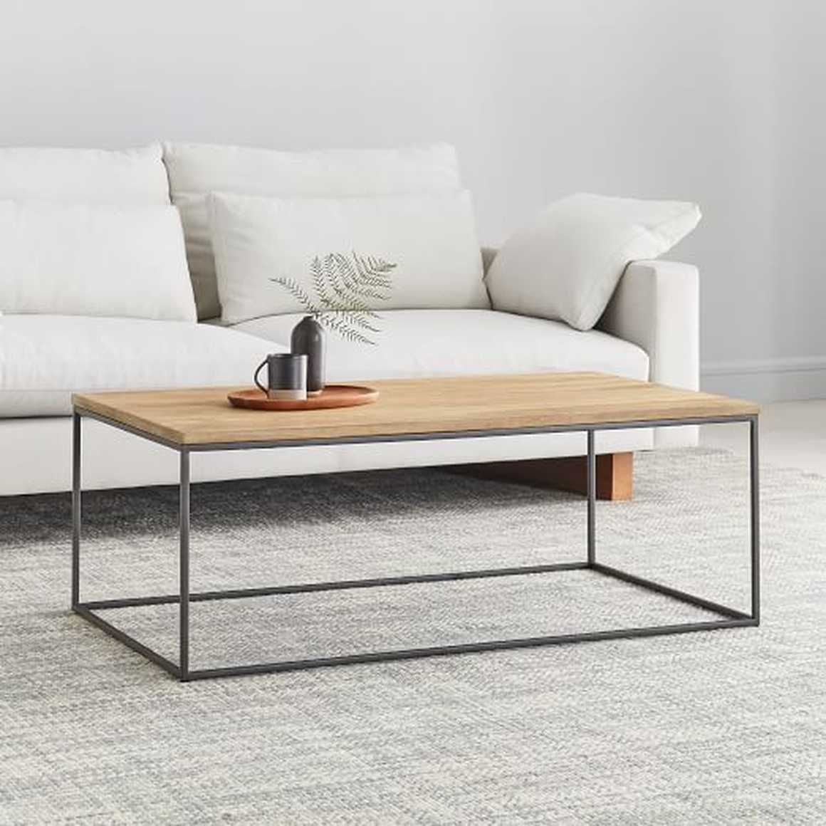 Streamline Coffee Table Coffee Table Coffee Table Square West Elm Coffee Table