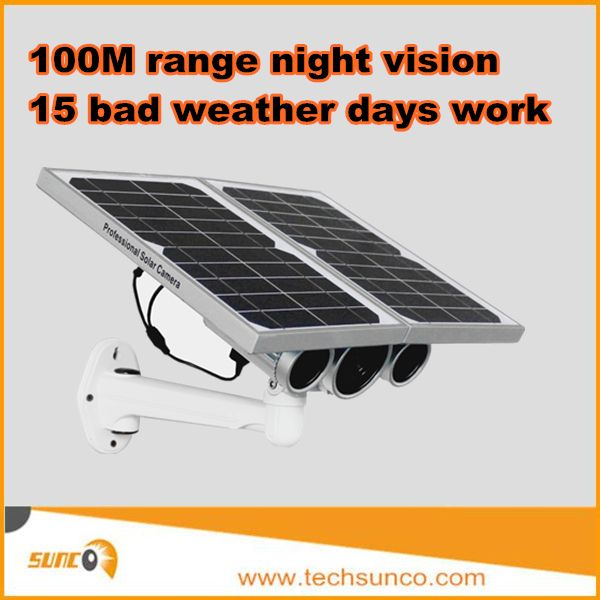 Hot Solar Powered Camera With Battery 720p Night Vision Wireless Security Cctv Camera Onvif Outdoor Bullet Solar Cc Cctv Camera Wifi Camera Oxygen Concentrator