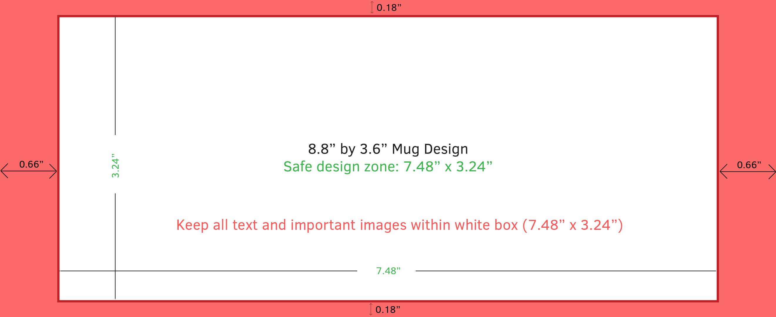 mug template for printing pictures to pin on Mug