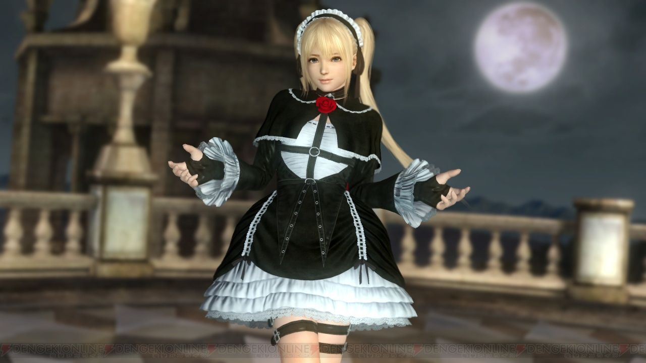 Dead Or Alive 5 Marie Rose Costumes Google Search マリーローズ キャラ して