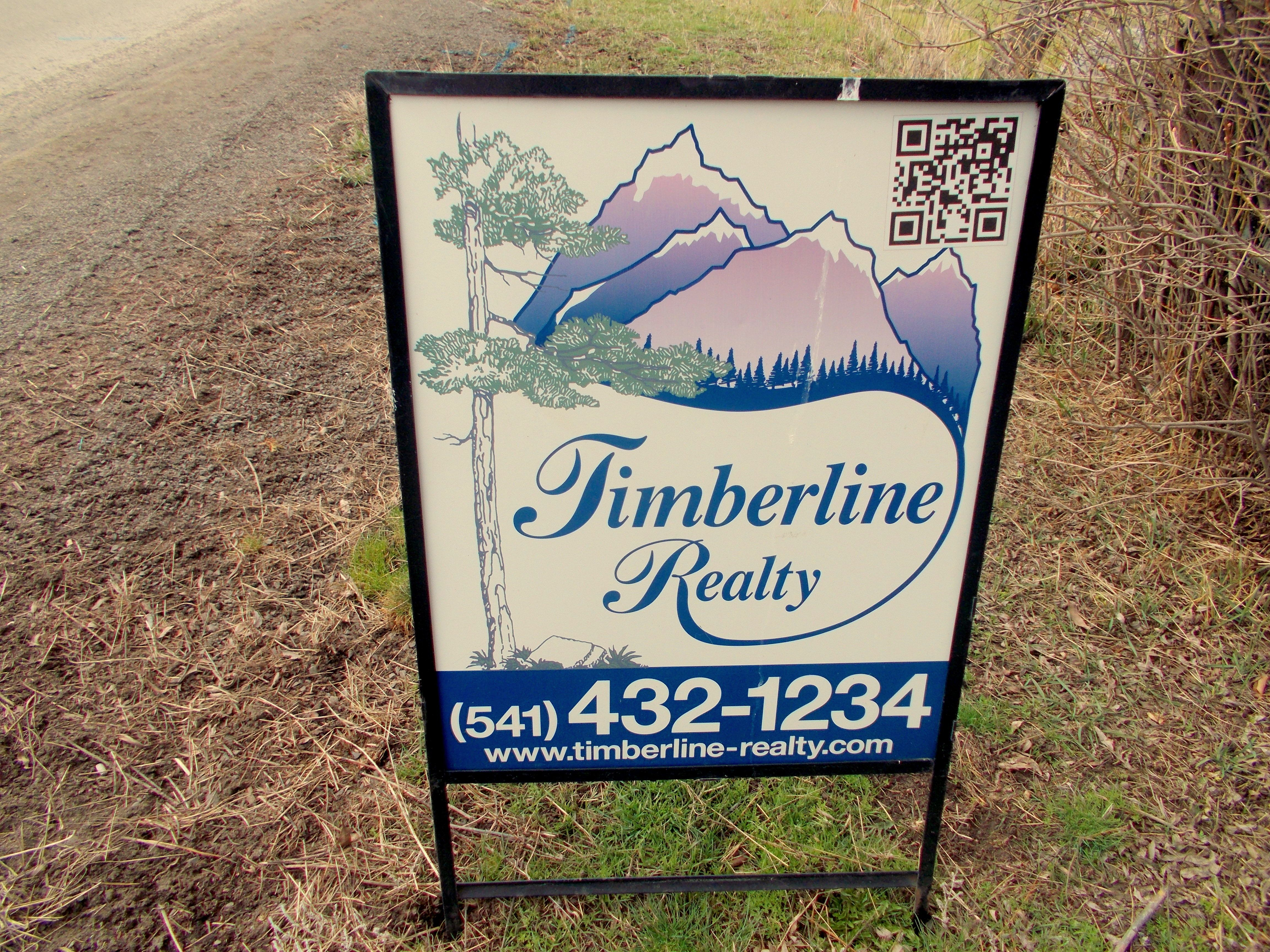 Timberline Realty there are homes for sale here keeping