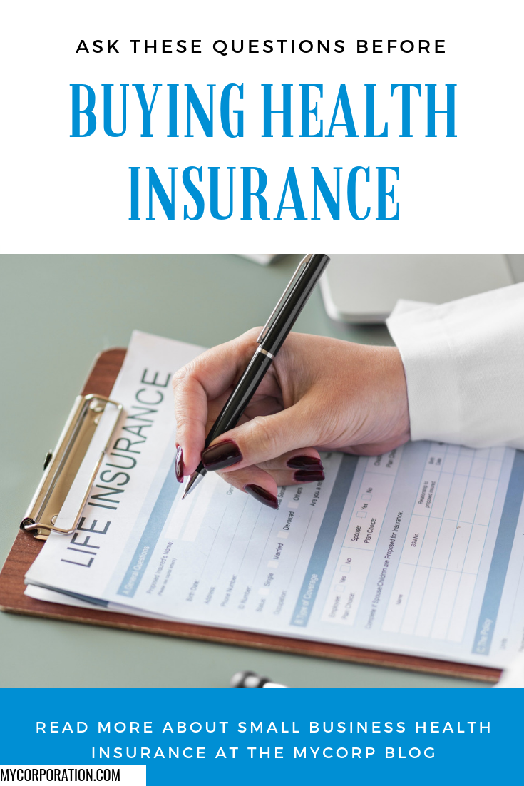 Small Business Health Insurance Questions To Ask Health