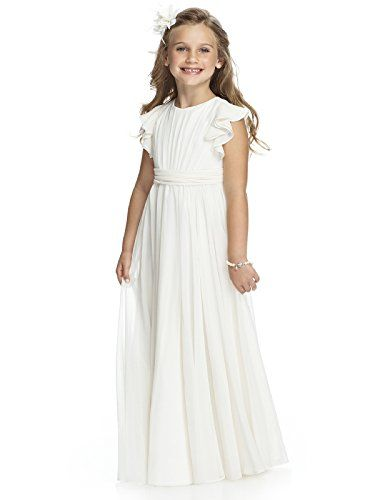 Mella A-Line Jewel Floor Length Long Chiffon Flower Girl Dress (Ivory,US08) Mella http://www.amazon.com/dp/B011EE0WM6/ref=cm_sw_r_pi_dp_XQe5vb17DSMS4