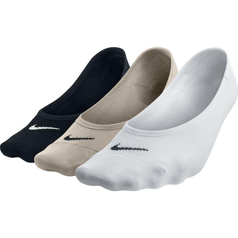 Nike paquete de 3 Performance No-Show Liner Socks